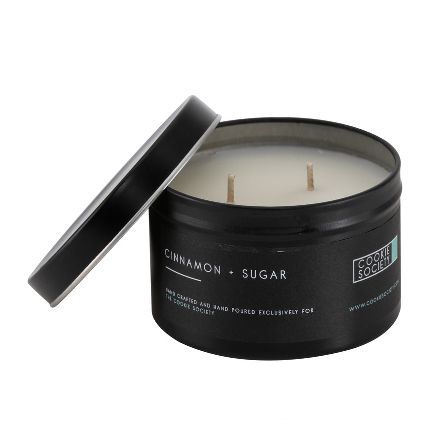 Cinnamon + Sugar Candle