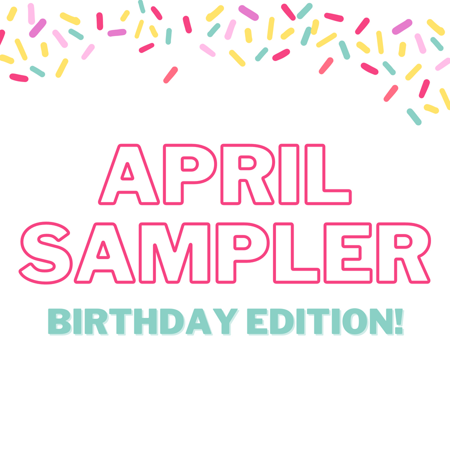 April Birthday Box!
