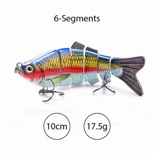 Sinking Wobblers Fishing Lures - Gearedupfishing