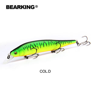 Bearking crank bait - Gearedupfishing