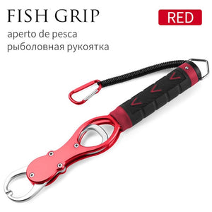 Aluminum Alloy Fishing Pliers Grip Set - Gearedupfishing
