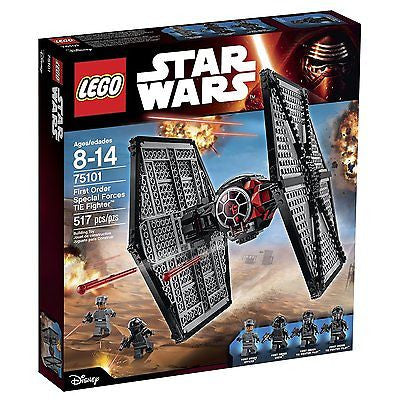 Lego Star Wars 75101 First Order Special Forces TIE Fighter - Your Daily Deal