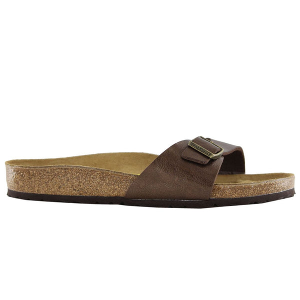 Birkenstock Madrid Toffee Womens Sandals - 239511#color_toffee