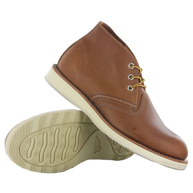 Red Wing Chukka 03140 Brown Mens Boots