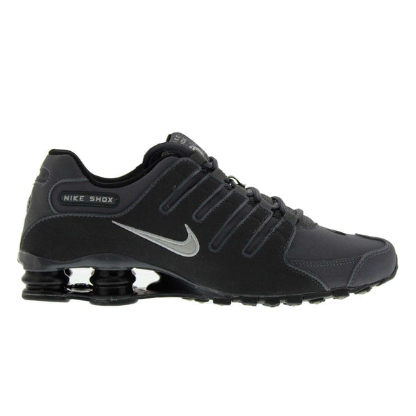 Nike Shox NZ Dark Grey Mens Trainers#color_dark grey