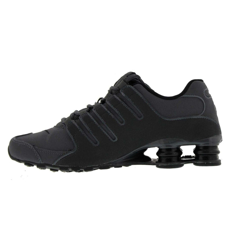 Nike Shox NZ Dark Grey Mens Trainers