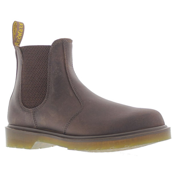 Dr.Martens 2976 Chelsea Boots Brown Womens Boots#color_brown