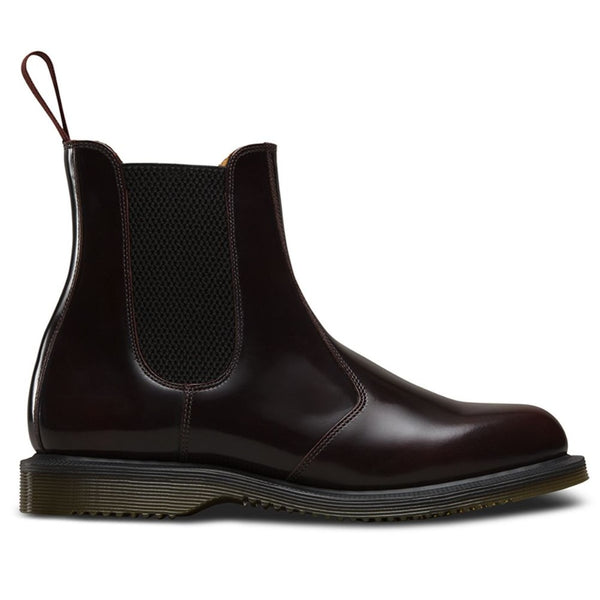 Dr.Martens Flora Arcadia Patent Cherry Womens Boots#color_cherry