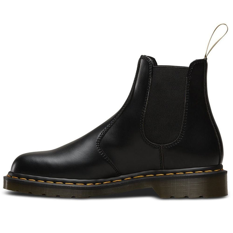 Dr.Martens Vegan 2976 Felix Rub Off Black Womens Boots