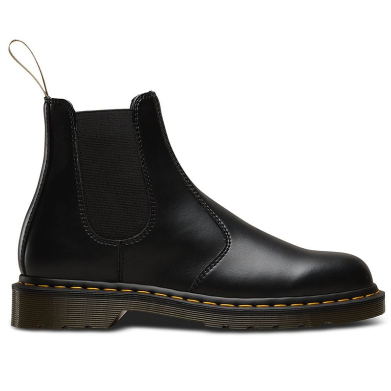 Dr.Martens Vegan 2976 Felix Rub Off Black Mens Boots