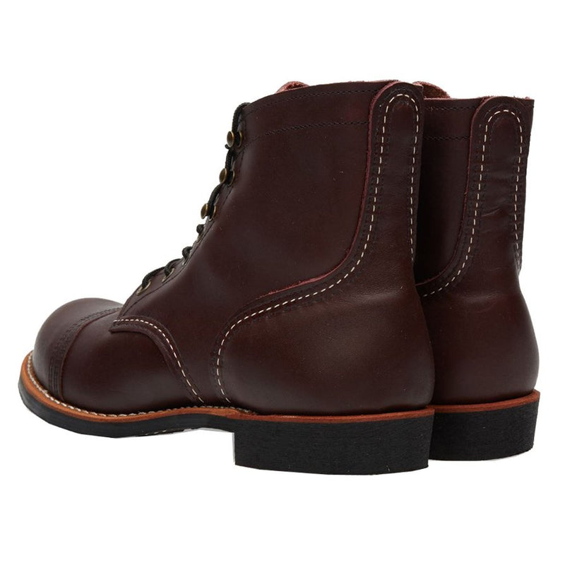Red Wing 08119-0 Iron Ranger Oxblood Mens Boots