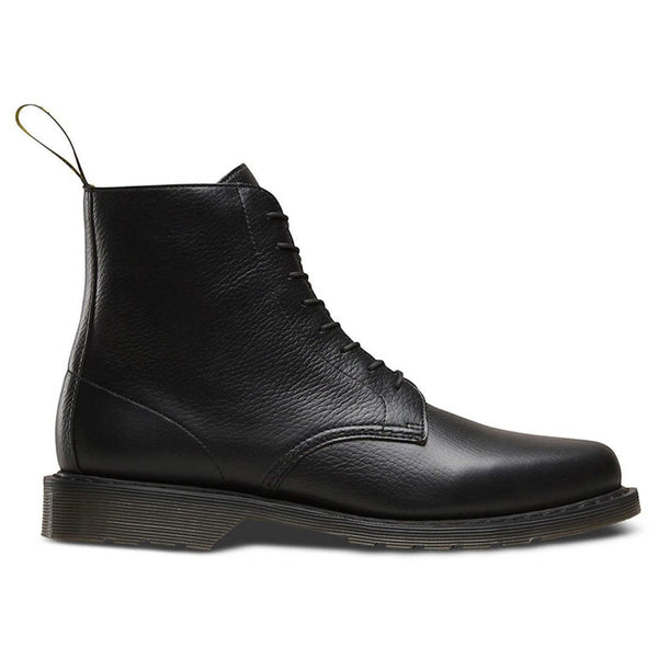Dr.Martens Eldritch 8 Eye New Nova Black Mens Boots#color_black