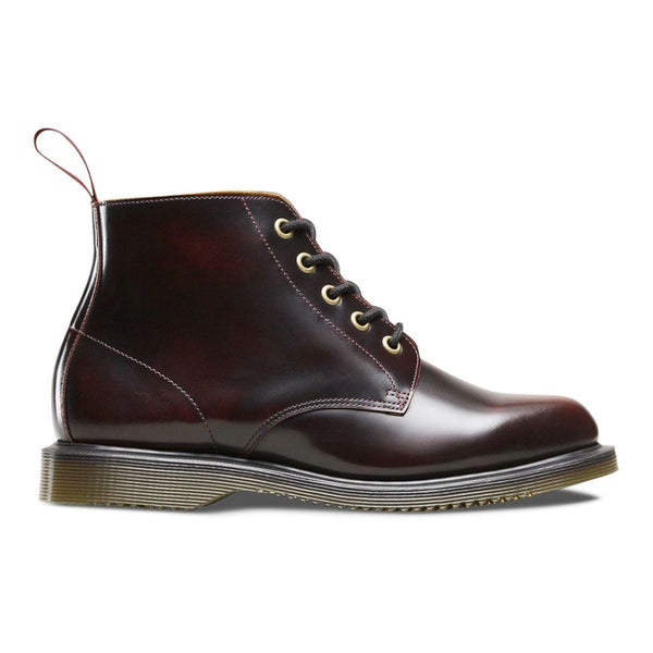 Dr.Martens 5 Eyelets Emmeline Arcadia Cherry Womens Boots#color_red