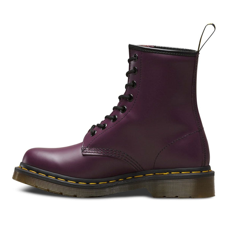 Dr.Martens 1460 8 Eyelet Smooth Purple Womens Boots