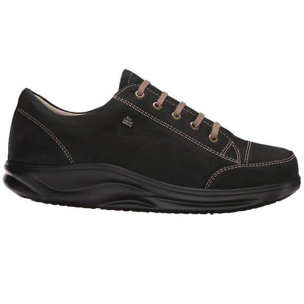 Finn Comfort 2911 Ikebukuro Black Womens Shoes#color_black