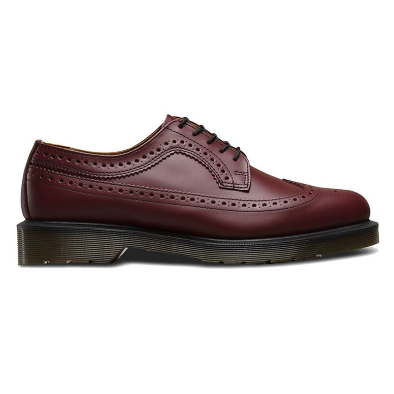 Dr.Martens 3989 3 Eyelet Smooth Cherry Womens Shoes