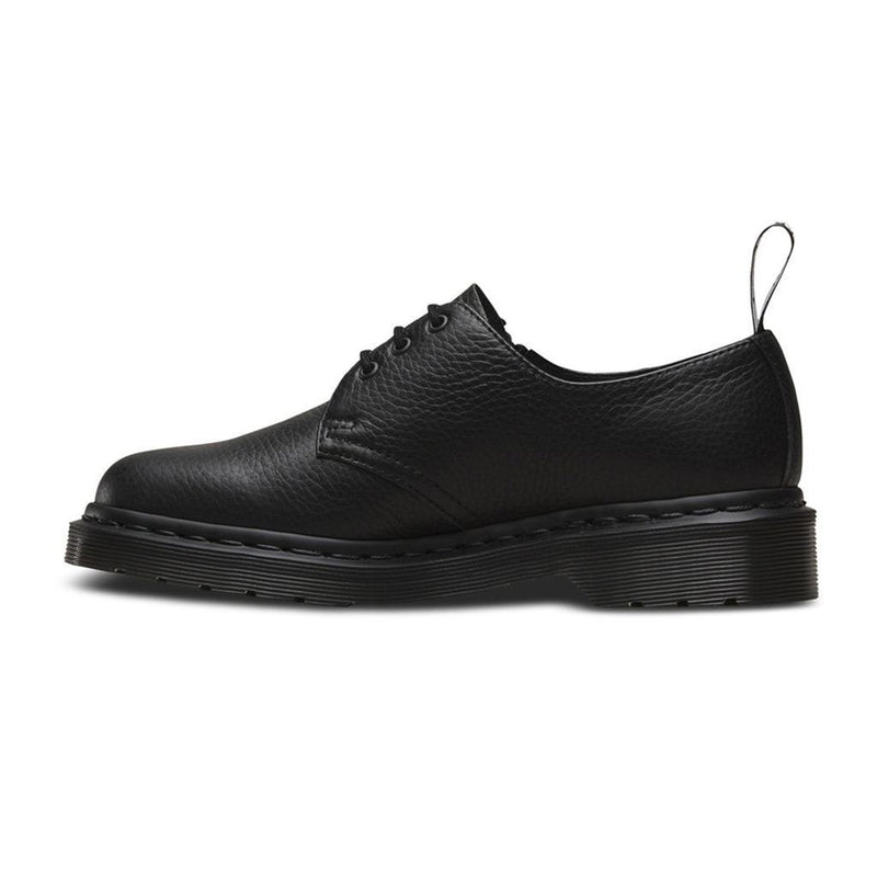 Dr.Martens 1461 3 Eyelets W/Zip Black Womens Shoes