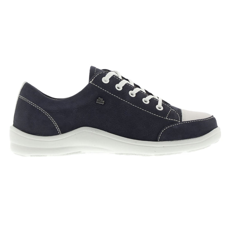 Finn Comfort Soho Navy Womens Shoes