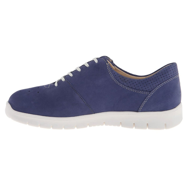 Finn Comfort 2851 Barletta Blue Womens Shoes