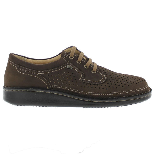 Finn Comfort 1009 Baden Caffee Mens Shoes#color_brown