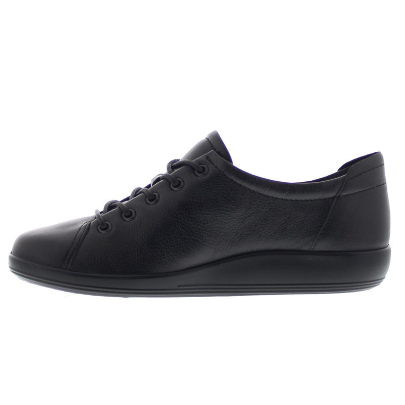 Ecco Soft 2.0 Black Womens Shoes