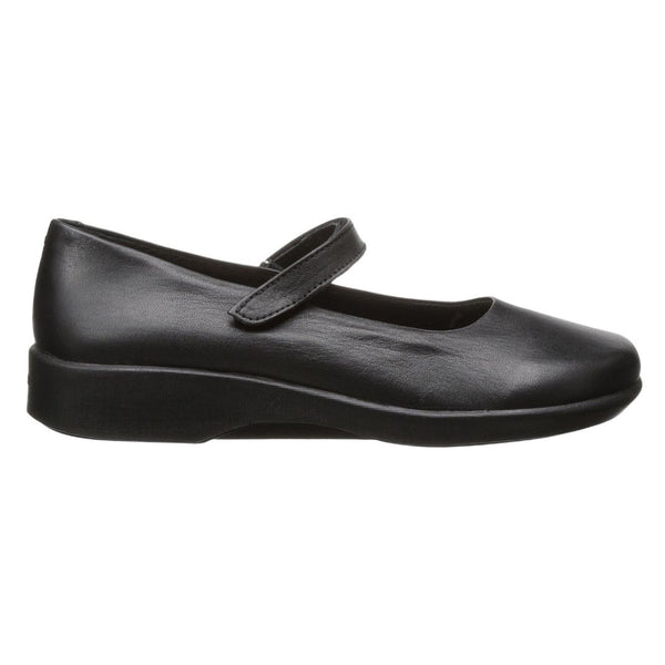 Arcopedico 7151 Scala Black Womens Shoes#color_black