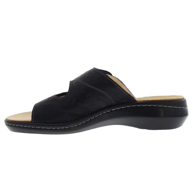 Think Camilla 88420 Black Womens Sandals