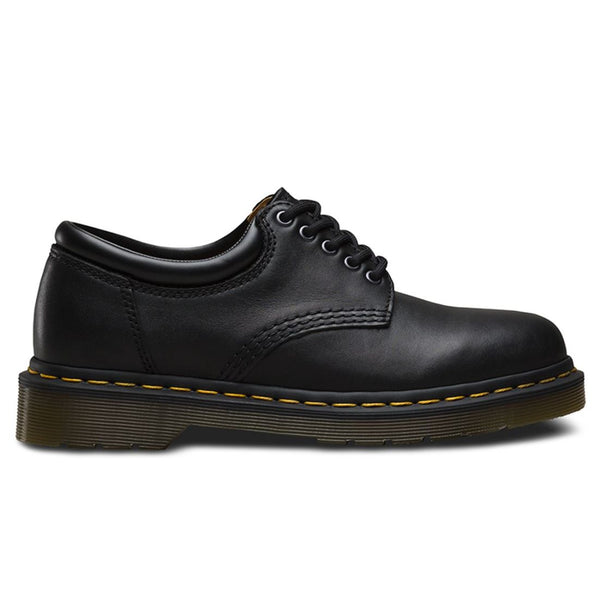 Dr.Martens 8053 5 Eyelet Nappa Black Mens Shoes#color_black