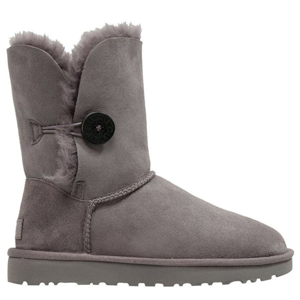 Ugg Australia Bailey Button ll Grey Womens Boots#color_grey
