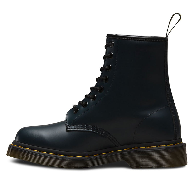 Dr.Martens 1460 8 Eyelet Smooth Blue Mens Boots