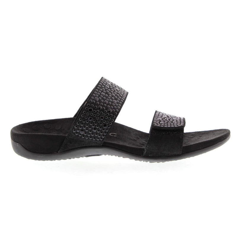 Vionic 341 Rest Samoa Black Womens Sandals