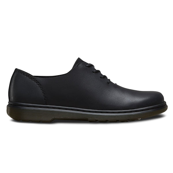 Dr.Martens Lorrie Polished Oily Illusion Black Womens Shoes#color_black