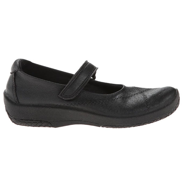 Arcopedico L18 Black Womens Shoes#color_black