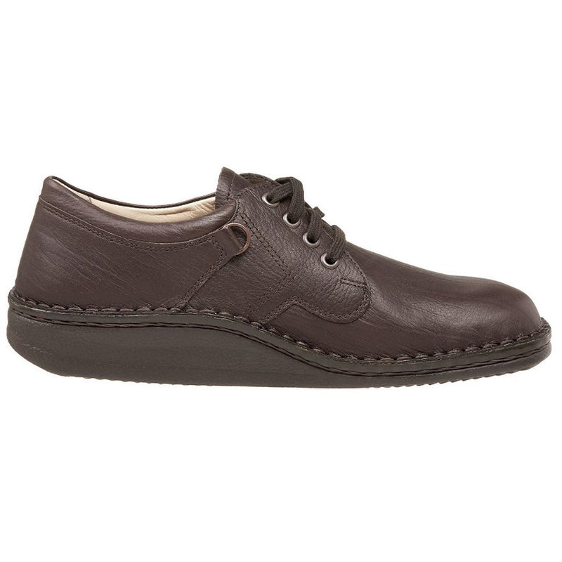 Finn Comfort Vaasa Coffee Mens Shoes