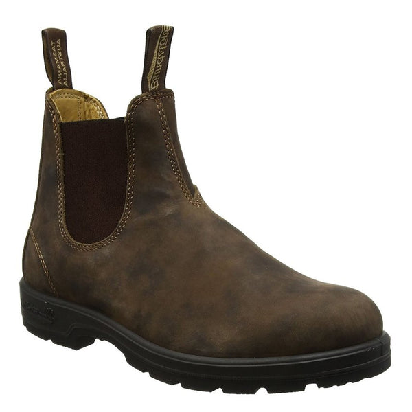 Blundstone 585 Rustic Brown Mens Boots#color_rustic brown