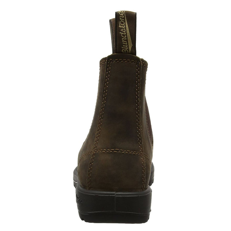 Blundstone 585 Rustic Brown Mens Boots