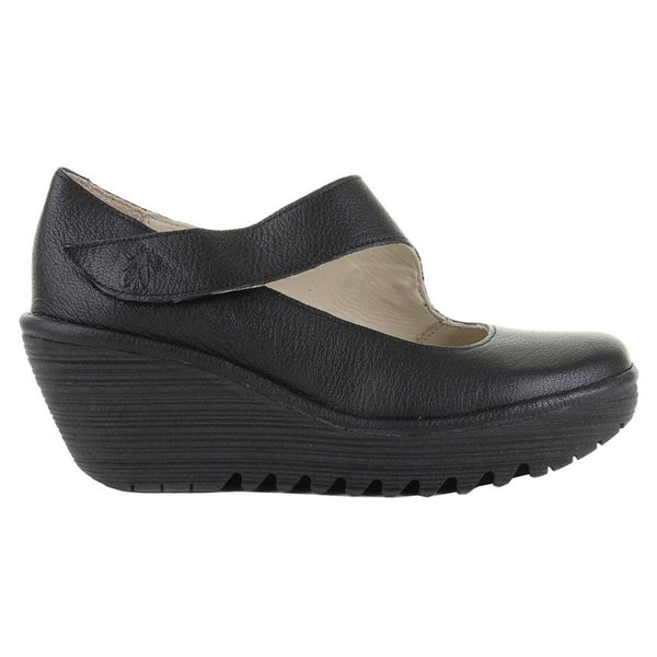 YASI682FLY Black Womens Shoes#color_black