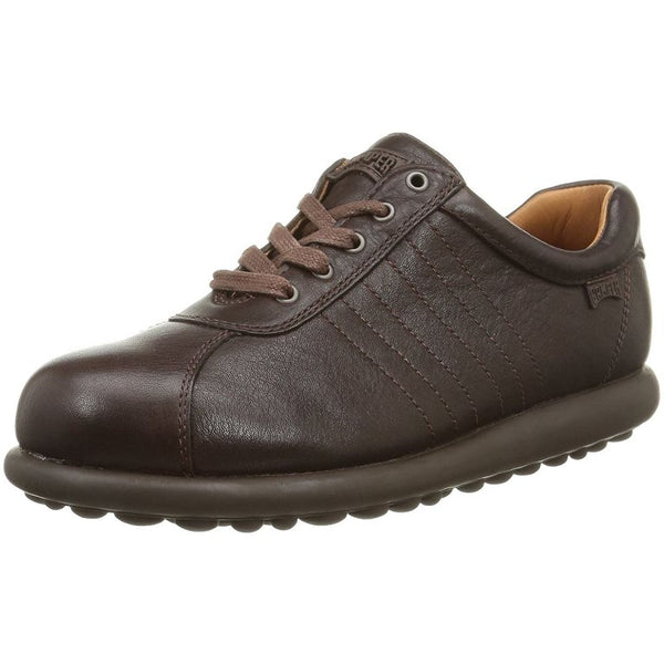 Camper Pelotas Ariel 27205 Dark Brown Womens Shoes#color_dark brown