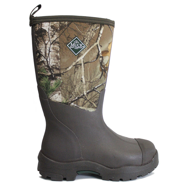 Muck Derwent 2 Realtree Xtra Black Mens Boots#color_black