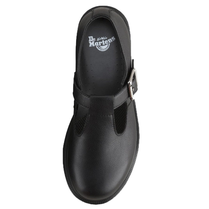 Dr.Martens Polley Plain Welt Black Womens Shoes