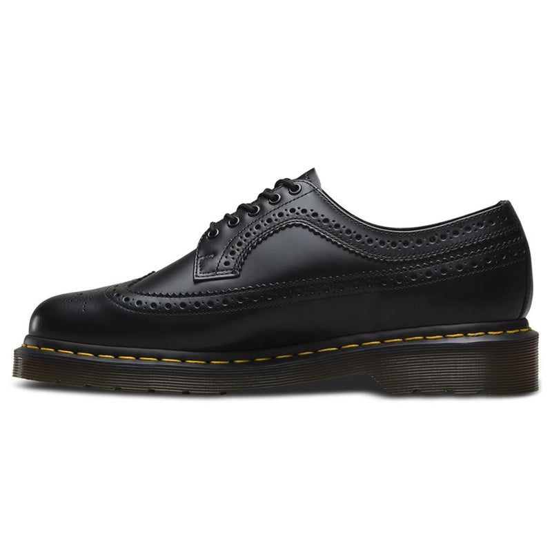 Dr.Martens 3989 5-Eyelet Black Womens Shoes