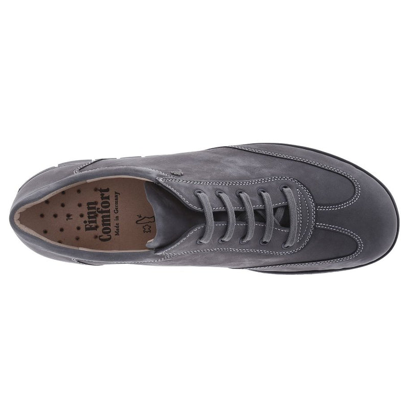 Finn Comfort Mens Kiruna 1355 Nubuck Shoes