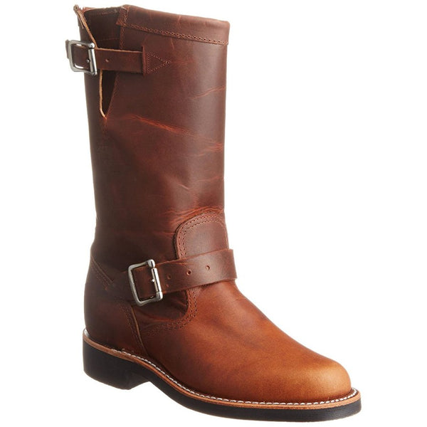 Chippewa 1901W15 Tan Womens Boots#color_tan