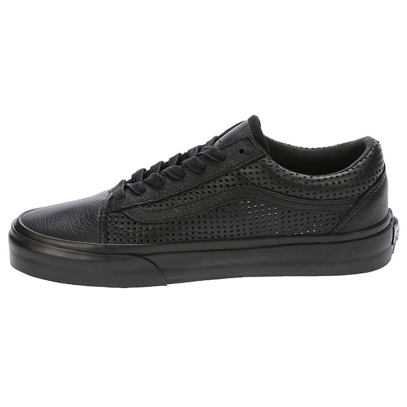 Vans Square Perf Old Skool DX Black Womens Trainers