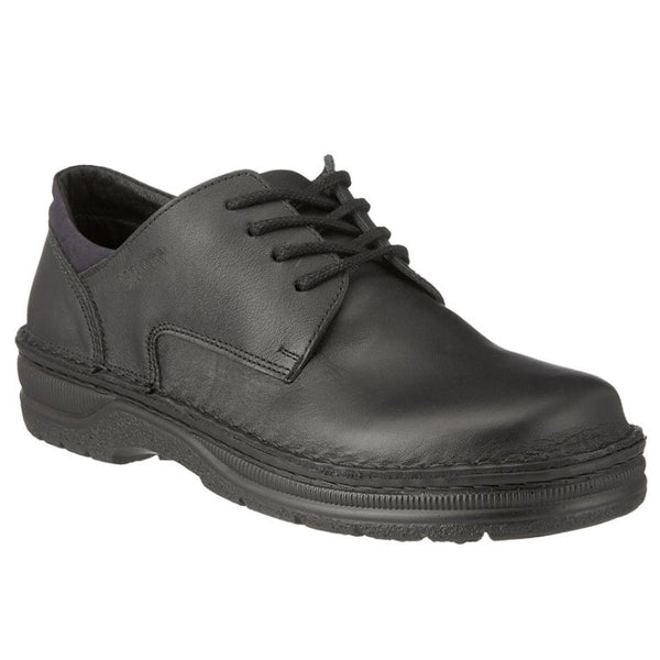 Naot Denali Matt Black Mens Shoes#color_matt black
