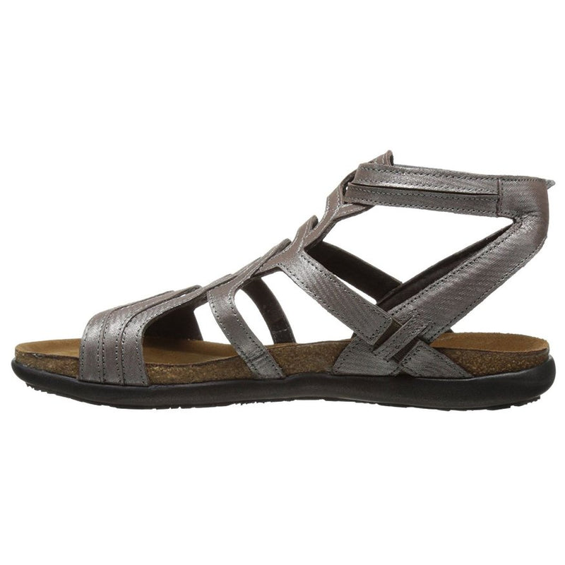 Naot Sara Silver Threads Womens Sandals