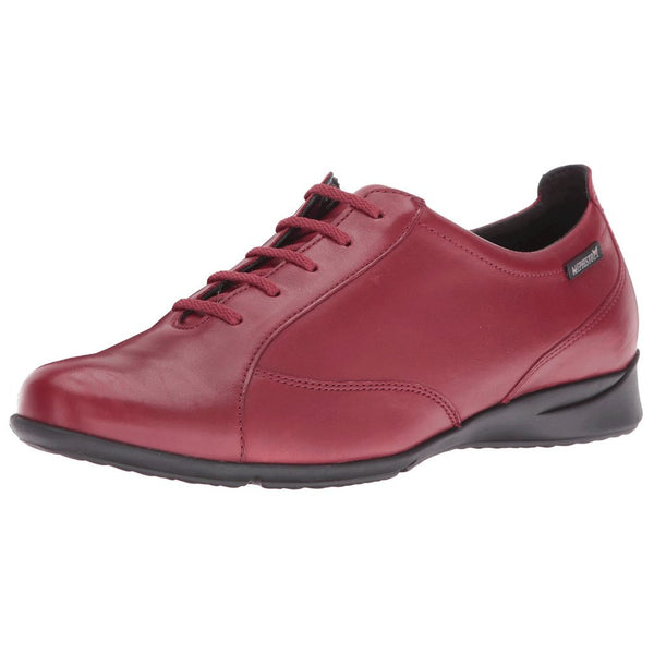 Mephisto Valentina Oxblood Womens Shoes#color_oxblood