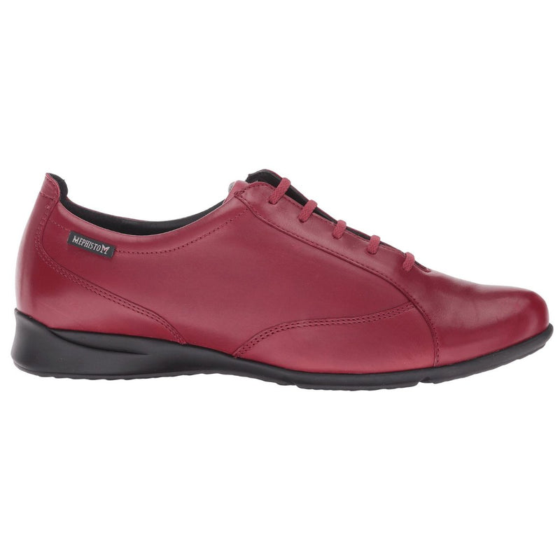 Mephisto Valentina Oxblood Womens Shoes
