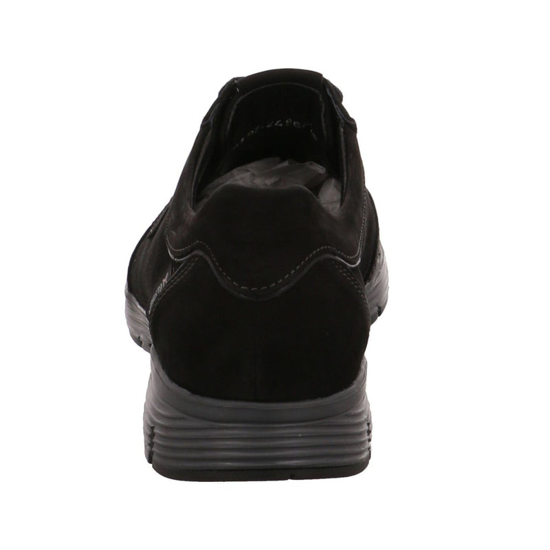 Mephisto Yael Black Womens Trainers