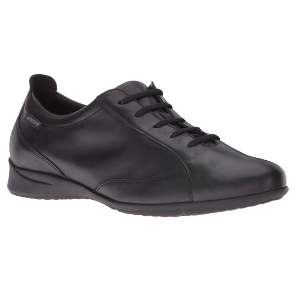 Mephisto Valentina Black Womens Shoes#color_black